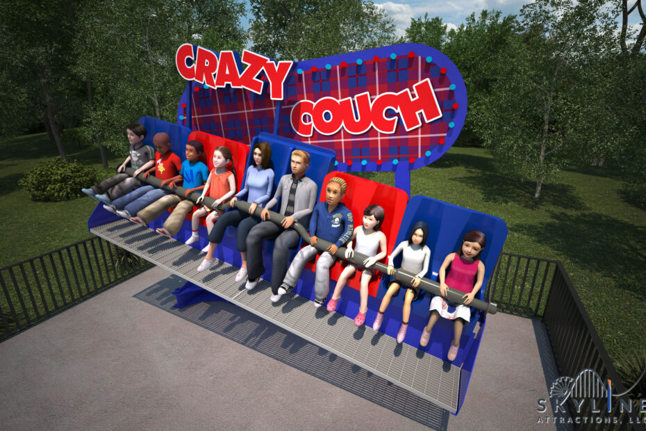Skyline Attractions Crazy Couch Render 06