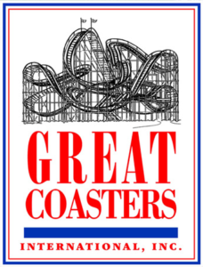 Great Coasters Logo - 344 x 452