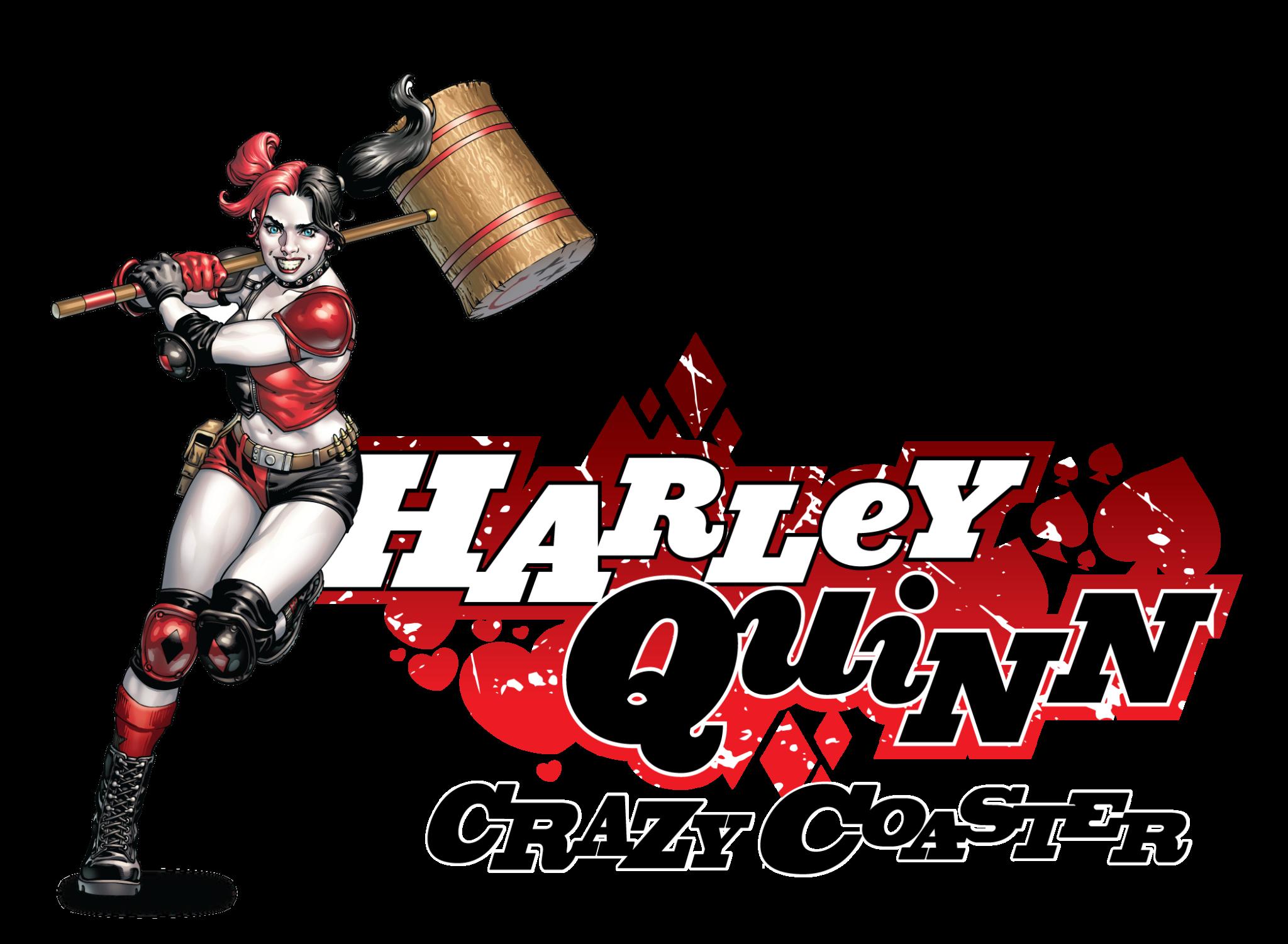 Harley_Quinn_Crazy_Coaster_Logo_2