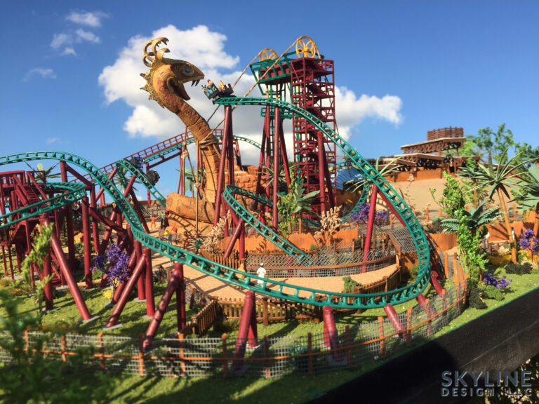 Skyline_Attractions_Scale_Model_Cobra's_Curse_Mack_Rides_Busch_Gardens_01