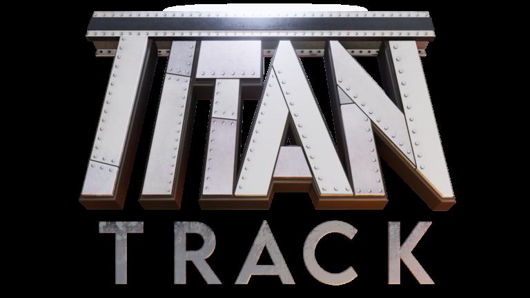 Titan Track Steel Track Logo