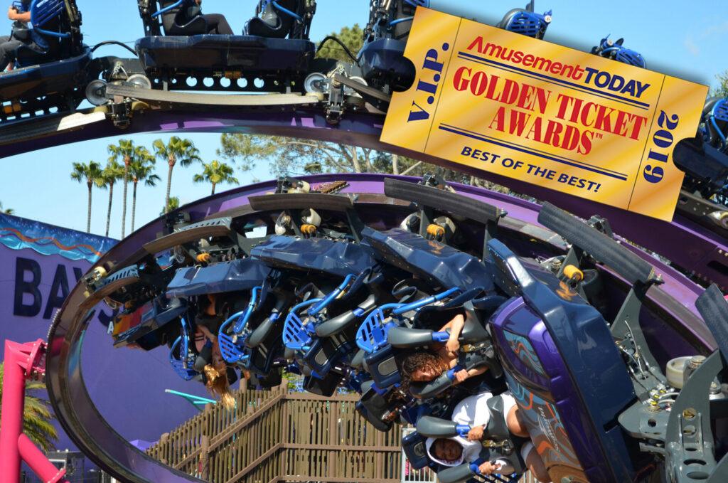 Skyline_Attractions_Horizon_SeaWorld_San_Diego_Tidal_Twister_Golden_Ticket_Award